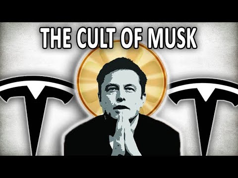The Twitter Cult of Elon Musk and Tesla is PEAK Late Stage Capitalism