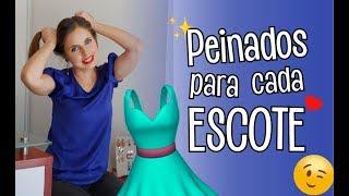 Tipos de Peinado según tu Escote - Tips de Belleza - Ada Pelayo
