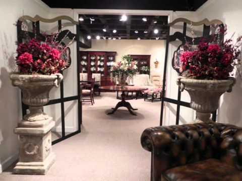 Beau Englishmanu0027s Fine Furniture Showroom At AmericasMart Atlanta