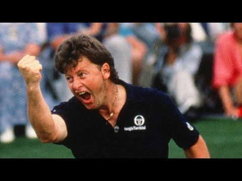 1991 Masters Tournament Final Round Broadcast