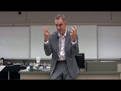 Jordan Peterson - Why Freedom of Speech is Not Just Another Value - SAFS 2017