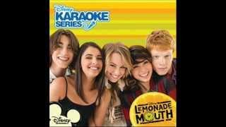 Lemonade Mouth - Breakthrough (Karaoke/Instrumental)