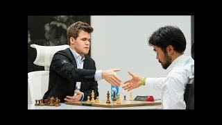 They accept that Carlsen is the Greatest Magician of chess history after beating Hikaru Nakamura