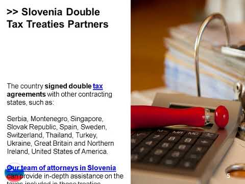 Slovenia Double Taxation Avoidance Agreements