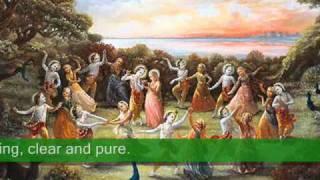 Jaya Radha Madhava sung by Srila Prabhupada