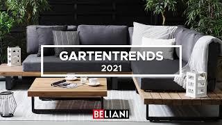 Garden Furniture Trends 2021 DE