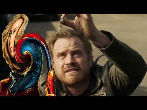 Captain Marvel's HORRIBLE Deleted Scene! Brie Larson Is A Villain!