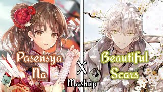 Download Pasensya Na × Beautiful Scars–Nighcore(Lyrics)