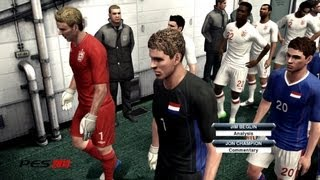 FIFA 13 and PES 2013 PC Comparison Graphics and Gameplay HD