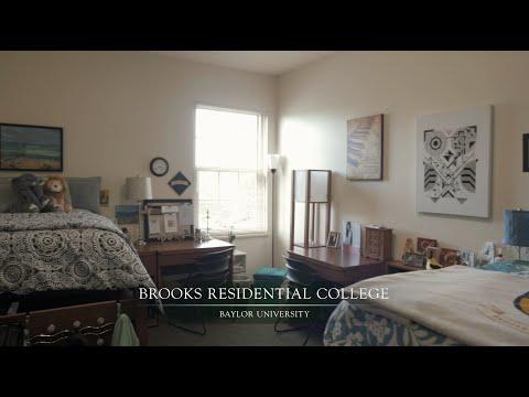 Living oncampus at Baylor University