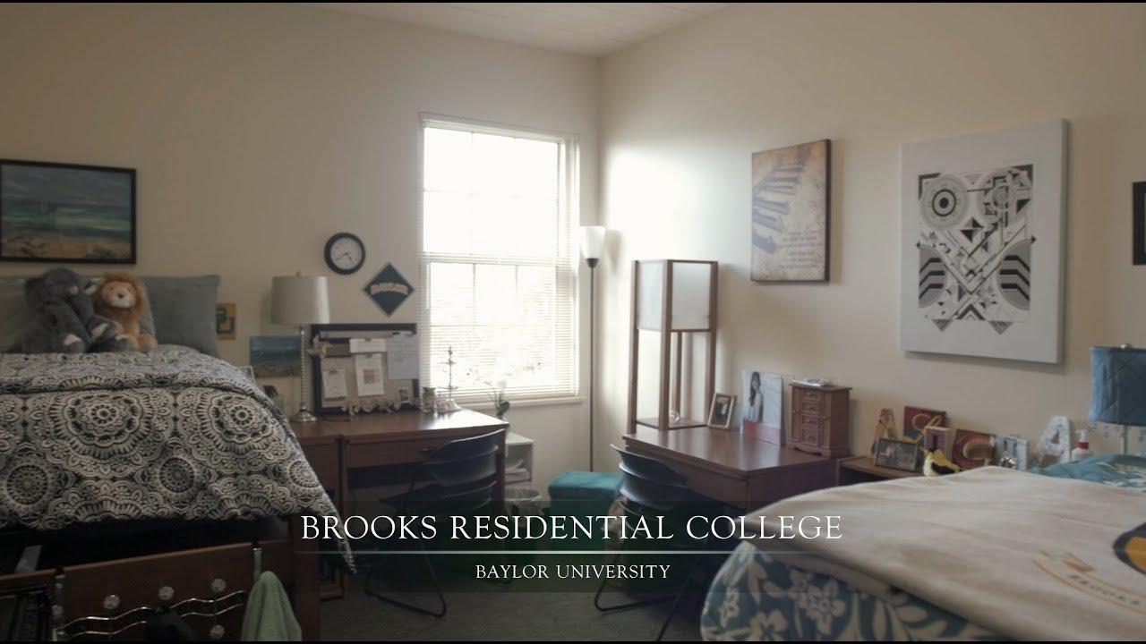baylor university dorm rooms