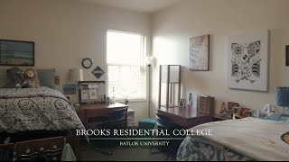 Living on-campus at Baylor University