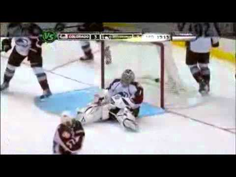 Top 10 Goals from 2011-12 NHL Season