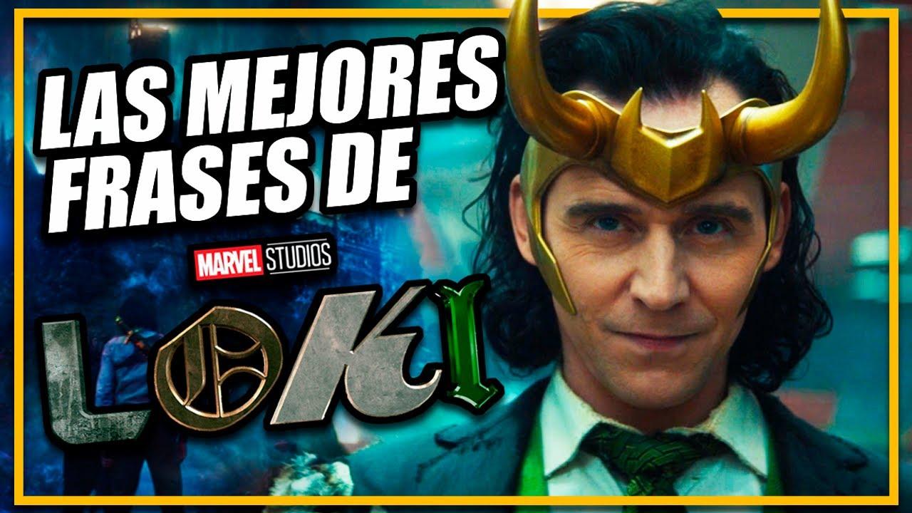 LAS MEJORES FRASES DE LOKI l KANG EL CONQUISTADOR l Marvel Studios l Disney Plus