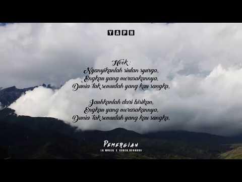 YAPH - PEMERGIAN (Official Lyric Video)