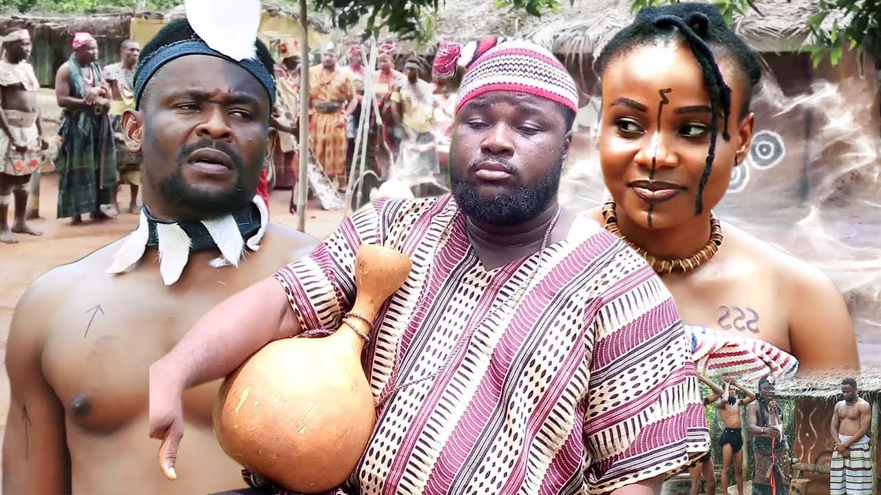Download HOW THE HUMBLE MAID WON THE HEART OF THE STUBBORN PRINCE 5&6 - NEW' Zubby Michael 2021 Latest Movie