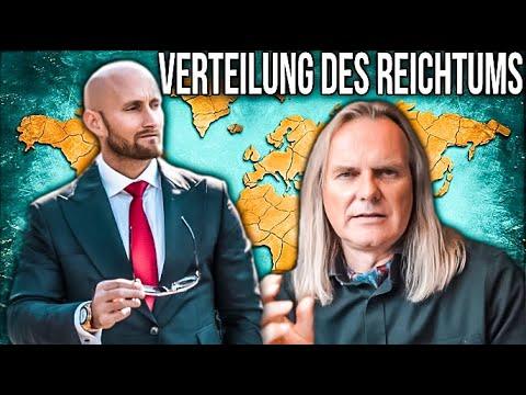 Prof. Dr. Rieck über die Weltverteilung des Reichtums!
