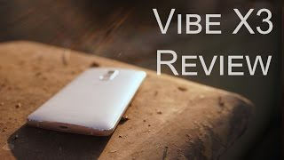 Lenovo Vibe X3 Review - A Worthy Contender!