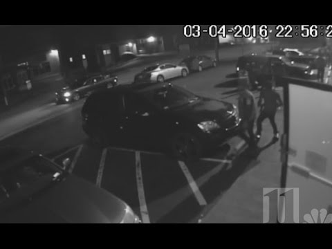 Surveillance Video  >> Bankroll Fresh Murder Shooting Caught Surveillance Video Youtube
