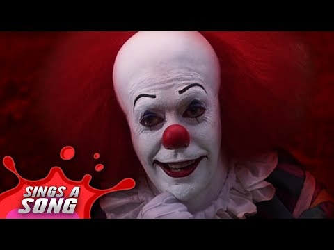 Old Pennywise Halloween Special (Stephen King's 'IT' Parody)