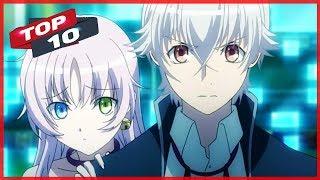Top 10 Animes Donde El Protagonista Tiene Un Gran Poder Que Conlleva Una Gran Responsabilidad