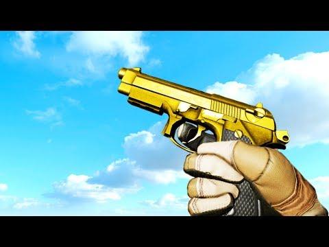 M9 Beretta - Comparison In 40 Different Games