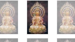 BUDDHISM: MANJUSHRI BODHISATTVA ( Sanskrit Mantra)