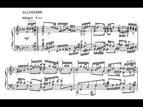 Nikolai Kapustin - Suite in the Old Style Op. 28 (audio + sheet music)