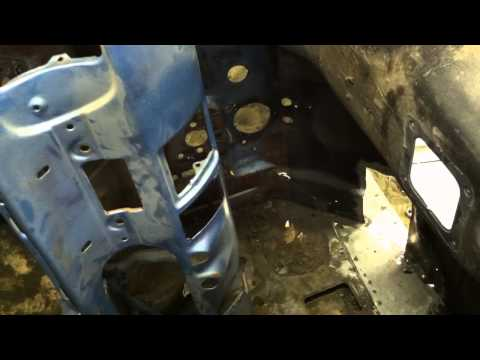 1966 Mustang Restoration - Part 31 - Under The Dash