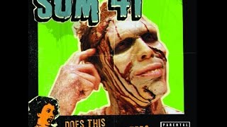 CD Review #33 Sum 41 Does This Look Infected