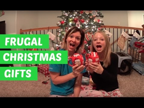 Frugal Christmas Gifts For Friends Vlogmas Day 20 Youtube