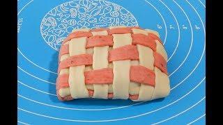 TUNA STEAMED BUN Delicious! Weave Style