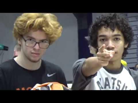 Mohonasen Indoor Track Sectionals Vlog