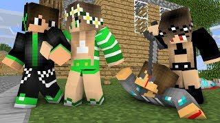 Diamond Man Life 16   Minecraft Animations