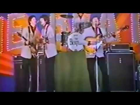 The Beatles live at the Budokan Hall (snippets).