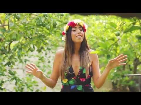 Арабка поёт на армянском и на арабском  Mi Gna