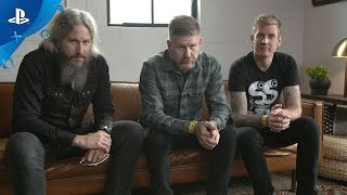 PlayStation Music Presents - Mastodon