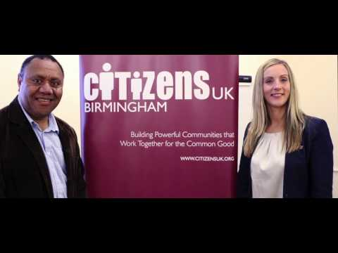 Citizens UK and College of Social Sciences: Impactful Civic Engagement
