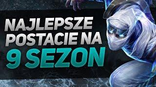 10 NAJLEPSZYCH postaci na NOWY SEZON ft. NOXY