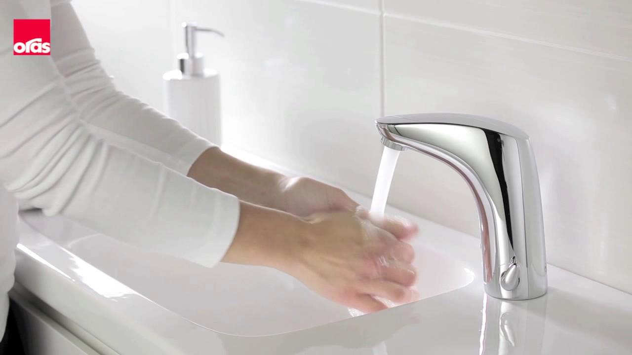Frisk PRODUKT | Oras Electra 6250F Håndvaskarmatur - YouTube LB-93