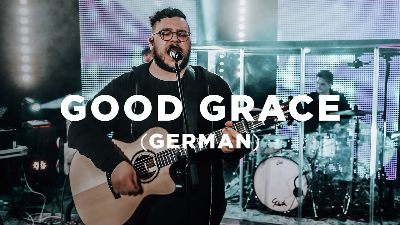 Good Grace LIVE Cover - Hillsong United // Alive Worship