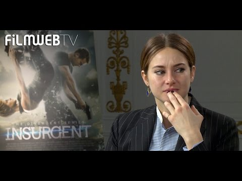 There Is One Thing That Makes Shailene Woodley Nervous