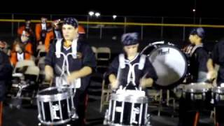 SLHS Drumline - Claws of Death