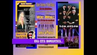 Una Cita Romantica Con.. Vicky Jimenez.. Entrevista A Los Galos