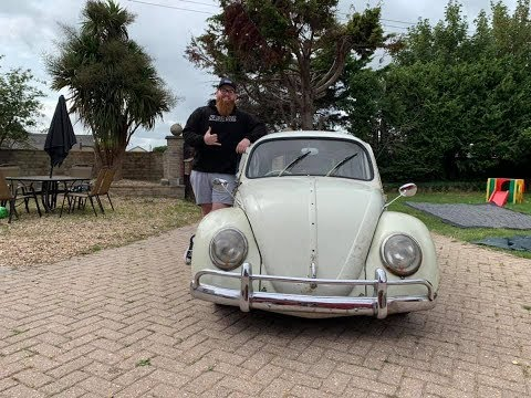 Whats My Plan? Exploring Rant? Youtube Goodbye? Look At My 1965 Beetle.