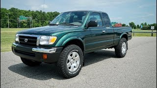 Davis AutoSports 2000 Tacoma 49k Miles. New Paint, New Tires, New Wheels, and MORE