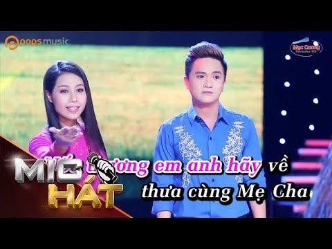 Se Mối Duyên Quê | Đinh Thiên Hương ft Khưu Huy Vũ | Karaoke
