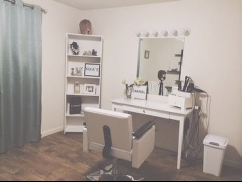Home studio salon ideas for home studio hair and makeup for How to make a beauty salon at home