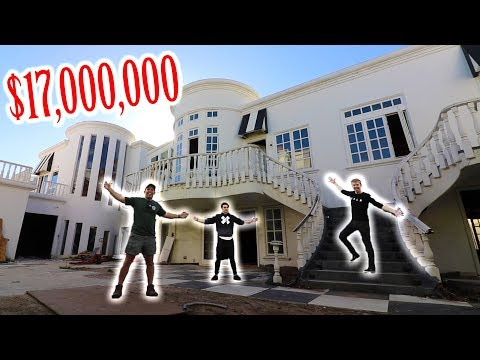 EXPLORING $17 MILLION ABANDONED MANSION
