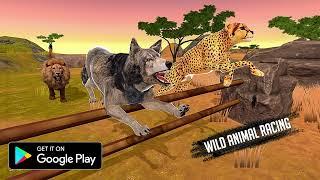 Wild Animal Racing Free Game Trailer